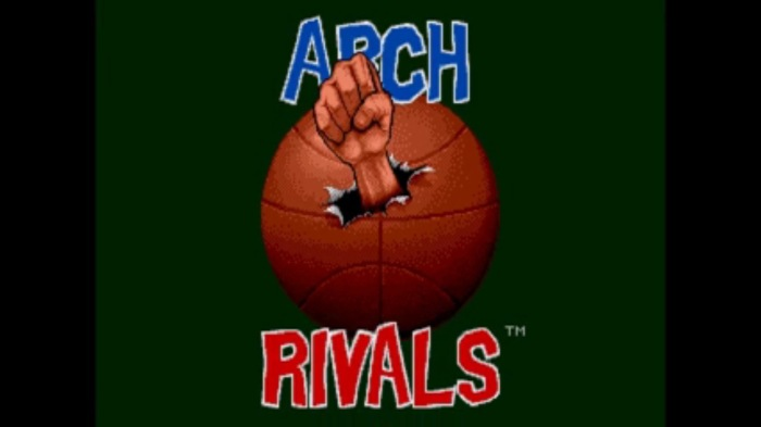 Upon Further Review: Arch Rivals (SEGA Genesis)