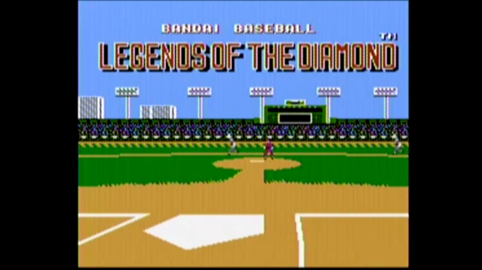 Scouting Report: Legends of the Diamond (NES)