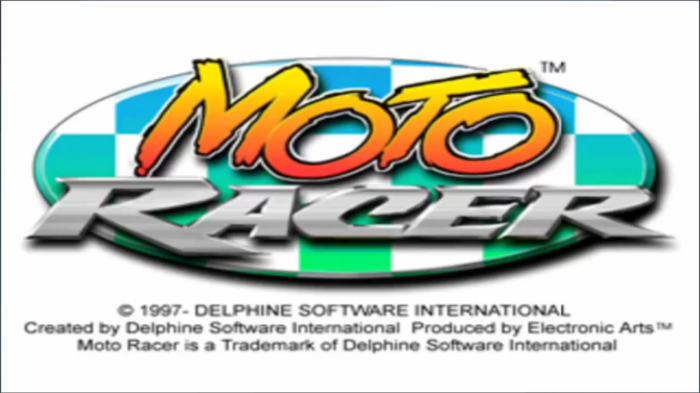 Scouting Report: Moto Racer (PlayStation, 1997)