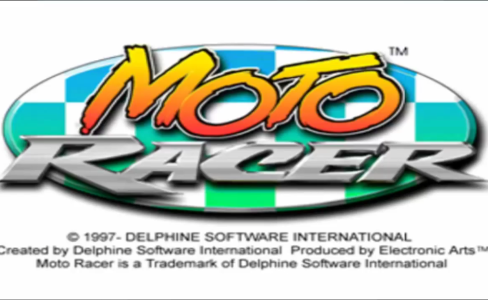 Scouting Report: Moto Racer (PlayStation,1997)