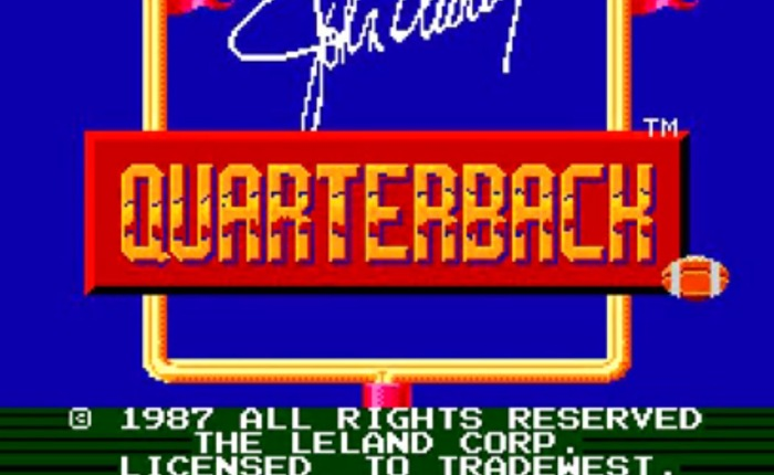 After Further Review: John Elway's Quarterback (NES, 1987)