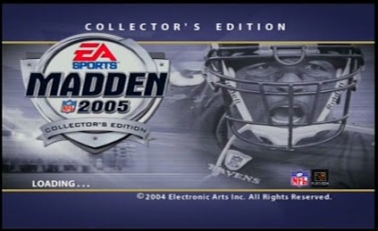 September 1st and 10: Favorite Football Video Games
